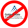 Removing Golden State Water